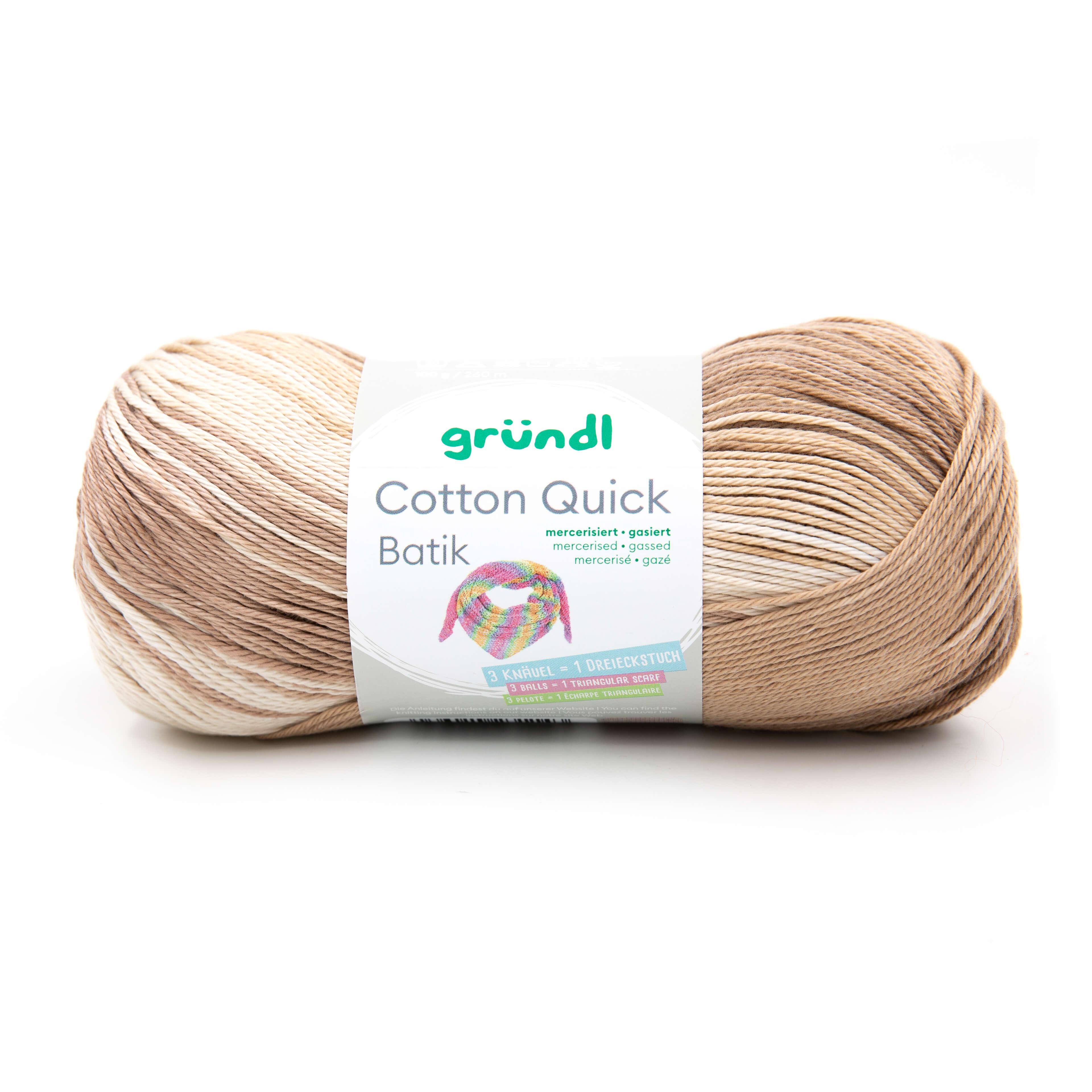 Cotton Quick Batik