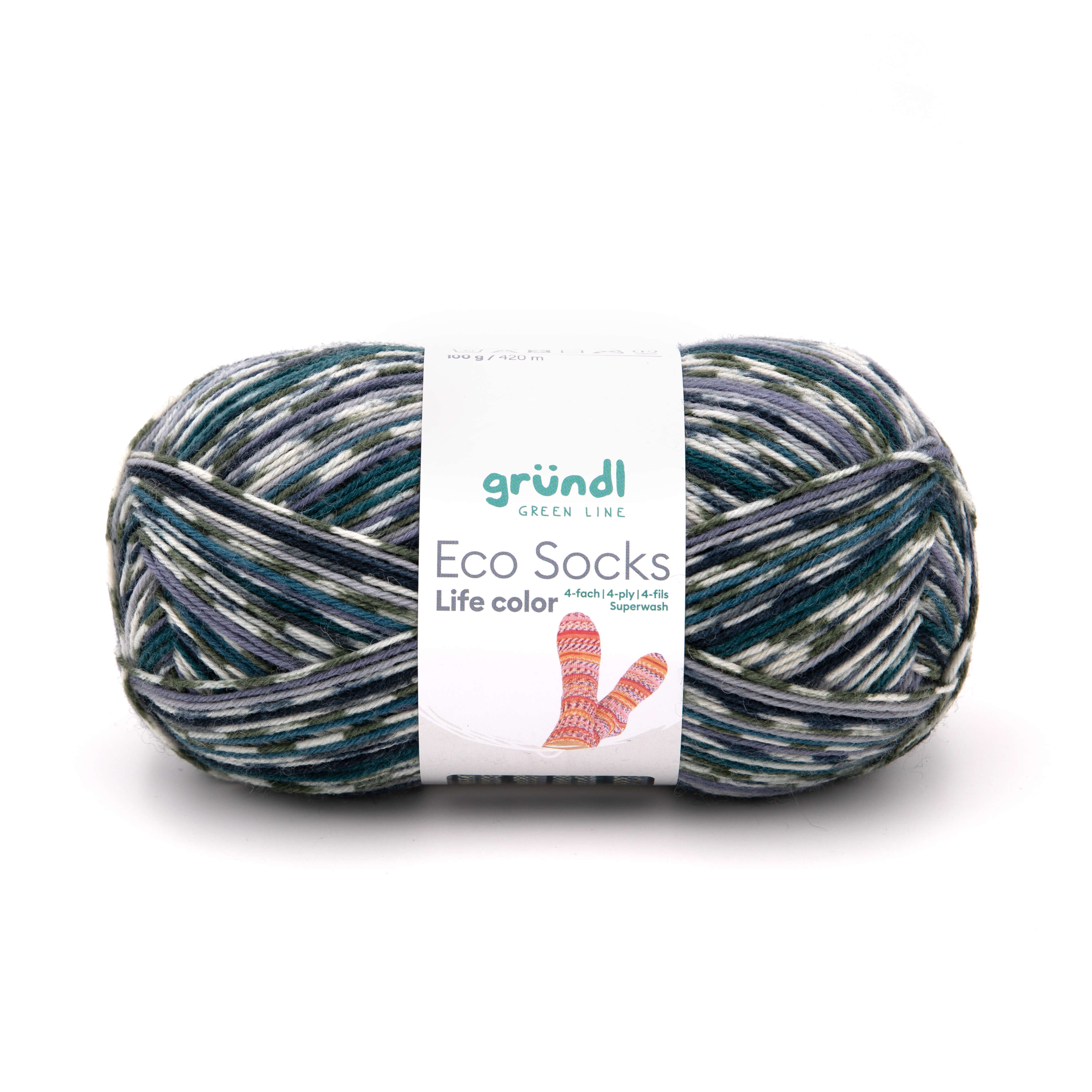 Eco Socks Life color