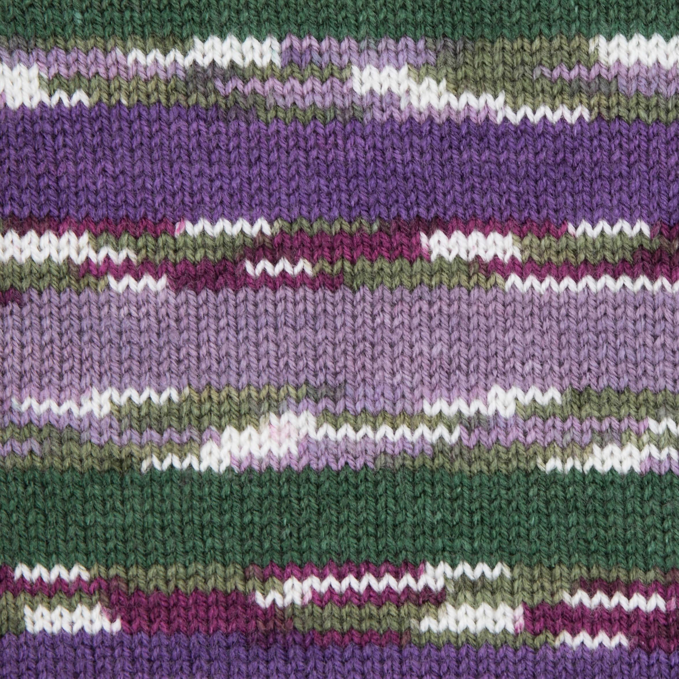 violett-tannengrün-weiß-moosgrün-lavendel