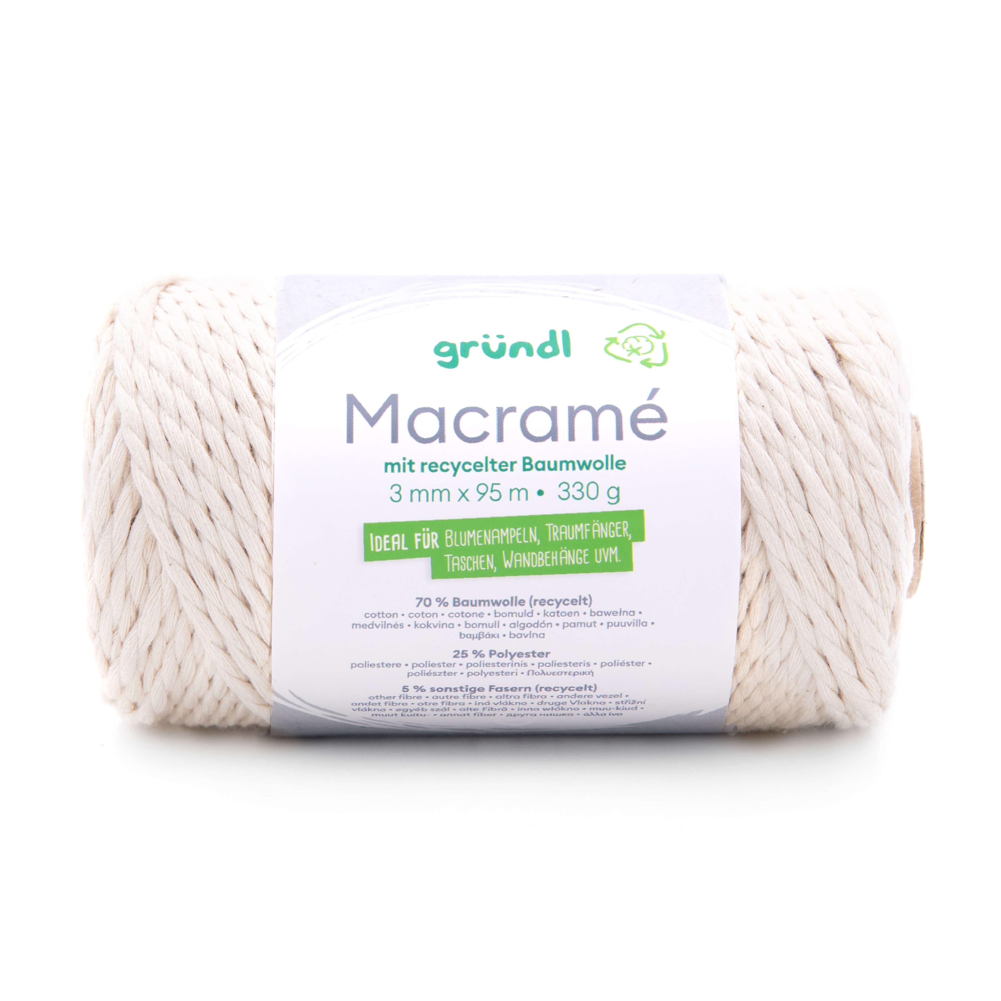 Macramé - Natur