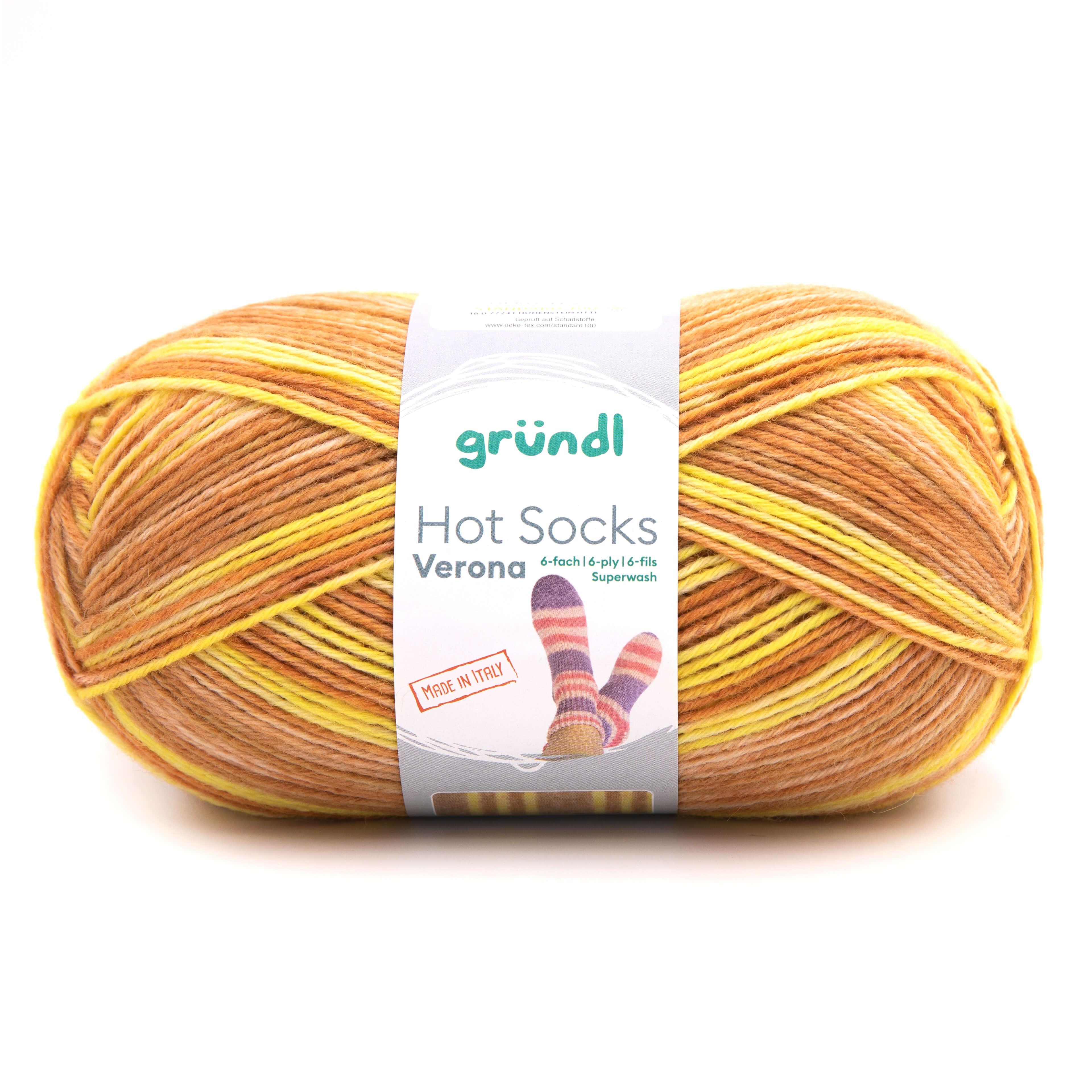 Hot Socks Verona, 6-fach