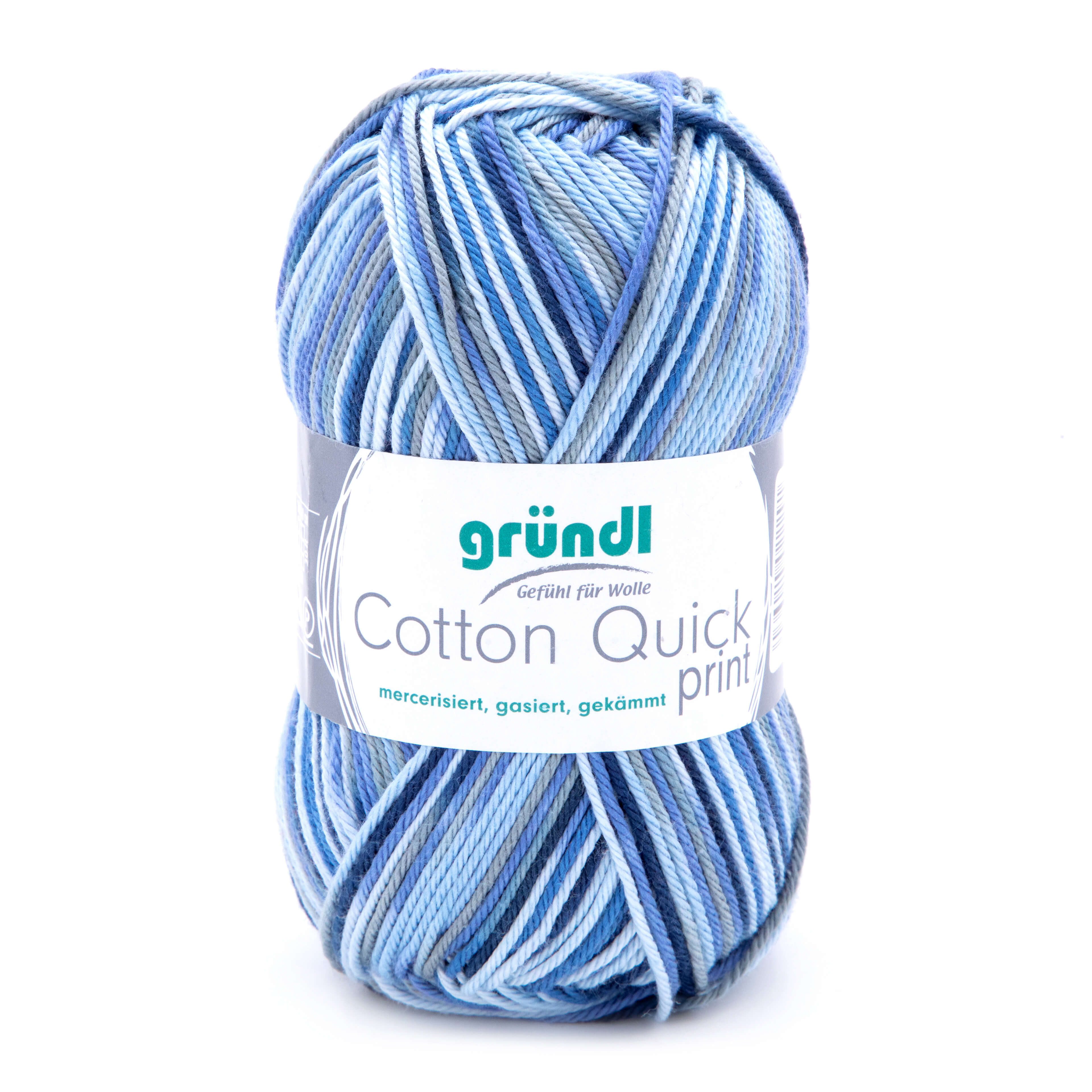 Cotton Quick print