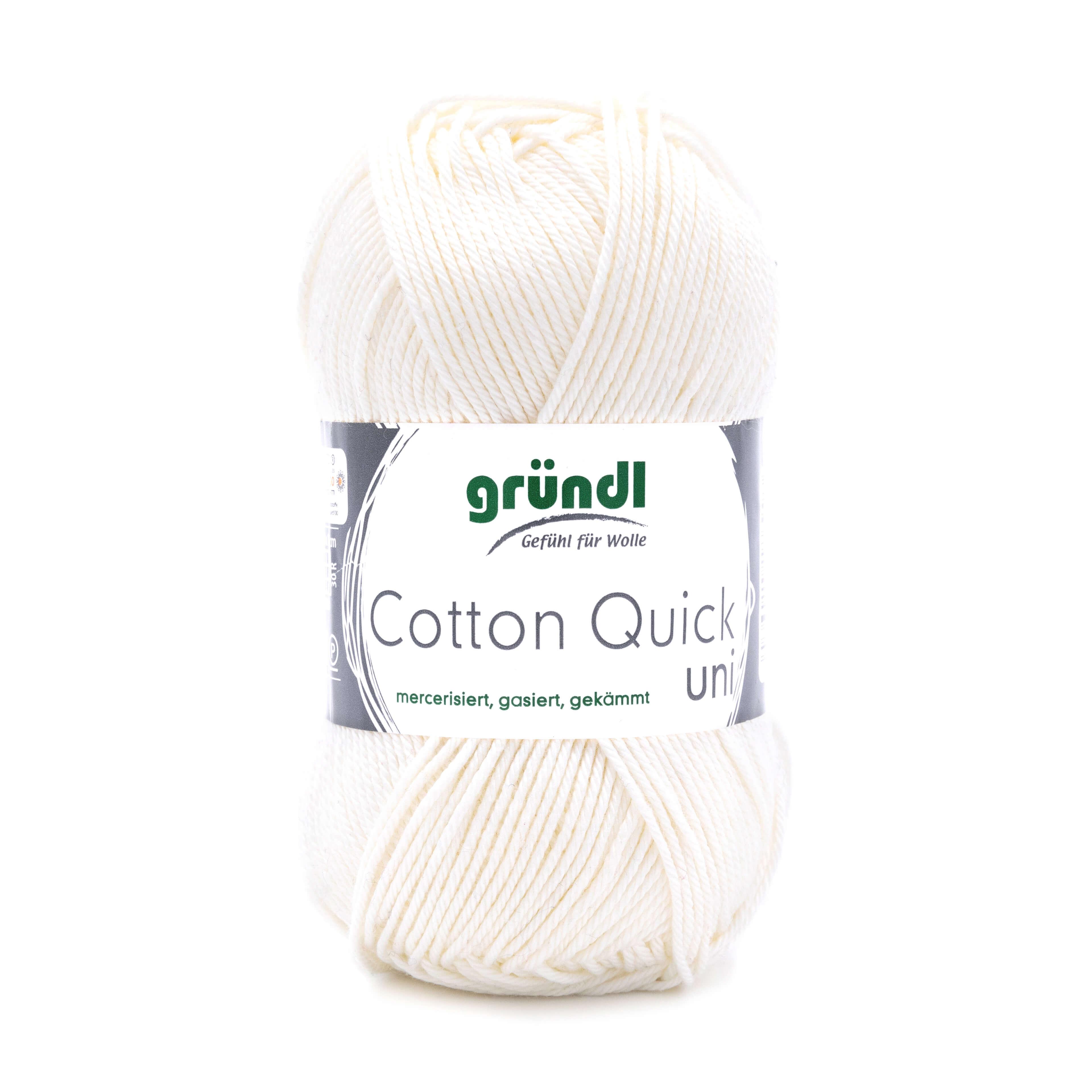 Cotton Quick uni