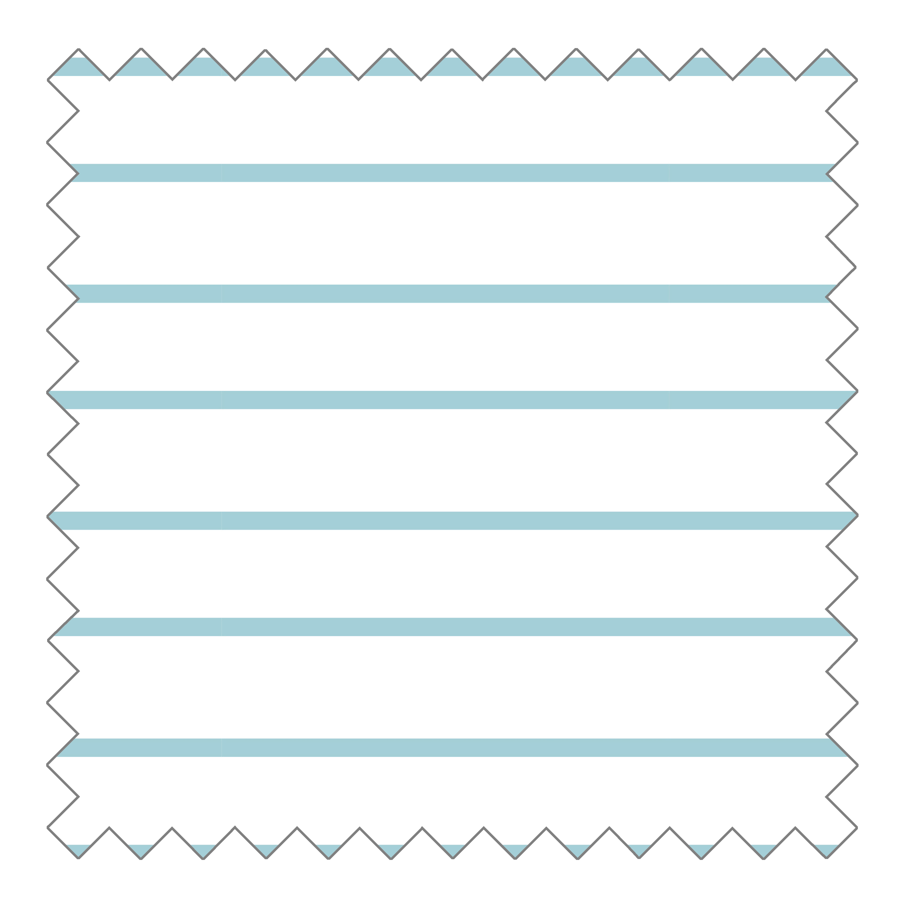 Stoffknäuel Jersey print - Stripes FK