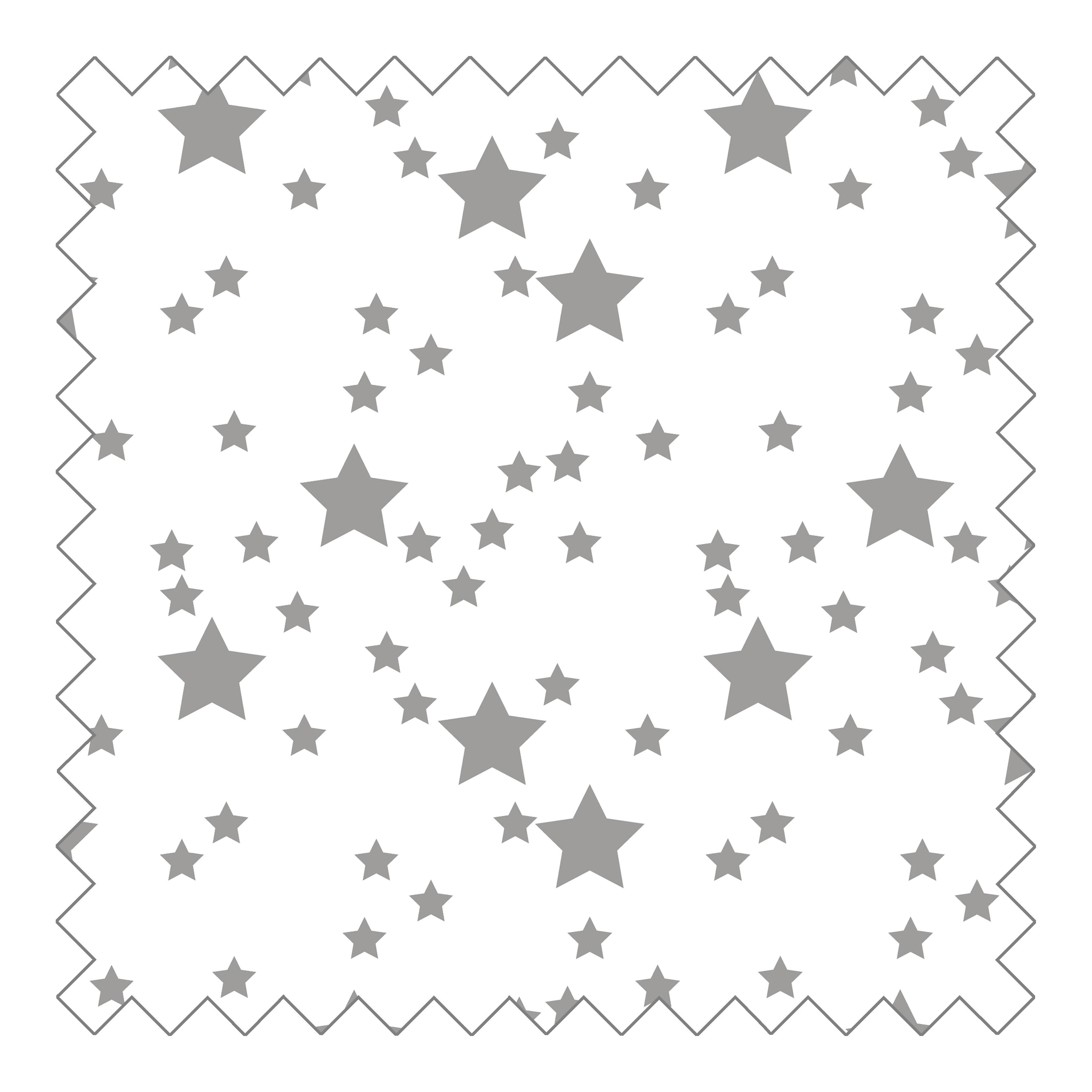 Stoffknäuel Jersey print - Starry Night